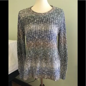 Lucky Brand Women's Knit Sweater Size S Pullover.